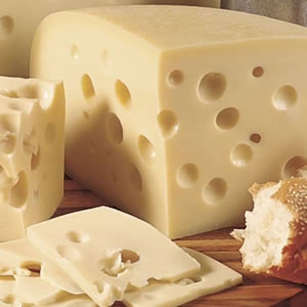 2 year swiss cheese alp and dell cheese store