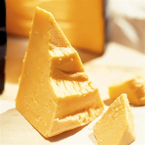 Wisconsin Cheddar Cheese | Aged Seven years